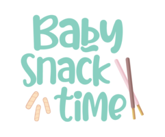 Baby Snack Time book