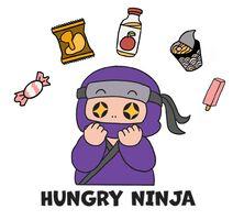 Hungry Ninja